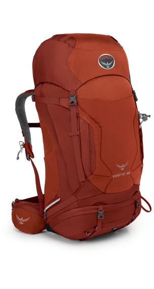 Osprey M's Kestrel 68 Backpack Dragon Red